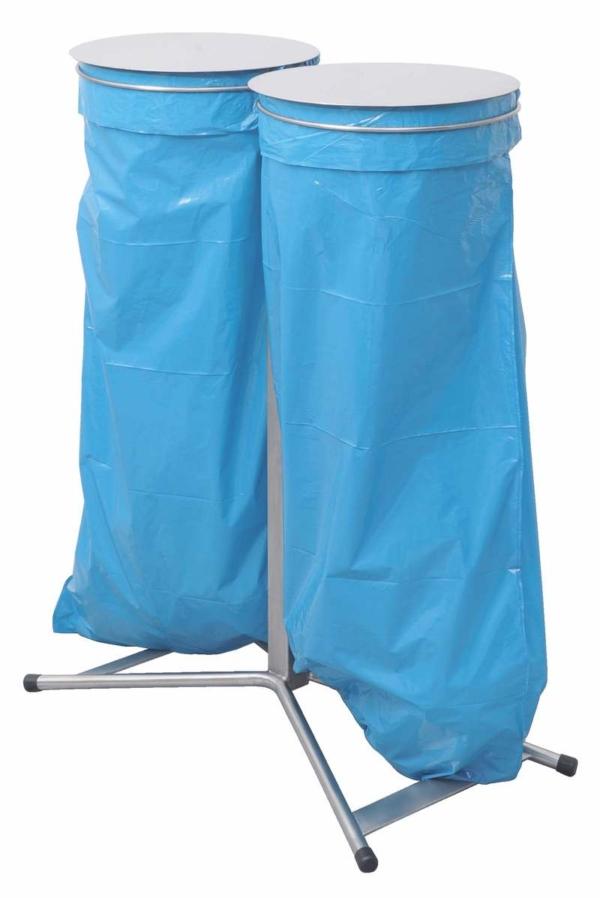 Double Bin Bag Stands - 100487 & 100488