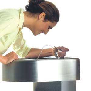 Drinking Fountain - 100525