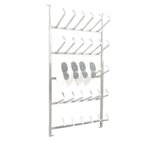Clog and boot storage Unit - 100622 & 100634