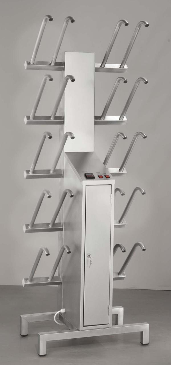 Boot-dryer System - 100624-100627
