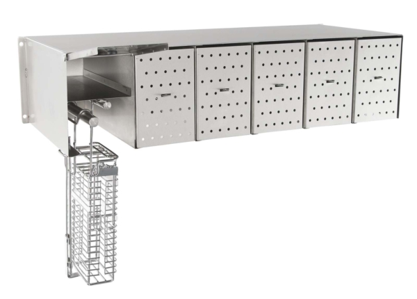 Universal Safety Box for Knife Baskets - 100648