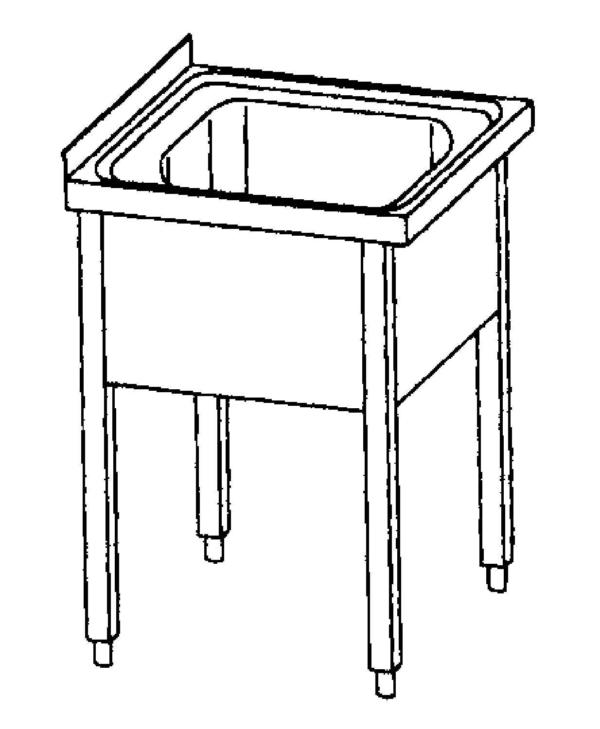 Sink Single - 100667-100674