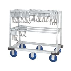 Empty Hook - Transport Carriage (Steel - Hot galvanised) - 100001