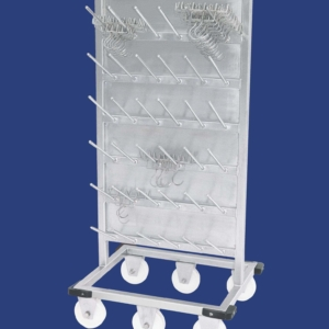 Transport Carriage for Bacon Hooks - 100003