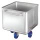 Euro tub according to DIN 9797 unpolished - 100031