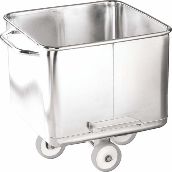 Euro tub according to DIN 9797 Noise Insulated - 100034