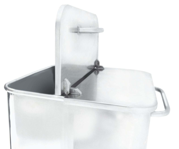 Divided Lid for Euro Tubs – 100042