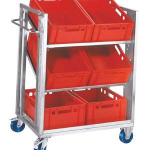 Trolley for Goods Presentation – 100074