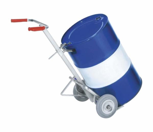 Wheelbarrow for barrels - 100076
