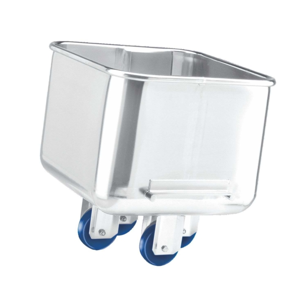 Euro tub according to DIN 9797 Standard - 100093