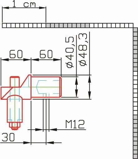 Meat Rail End Plug – 100182