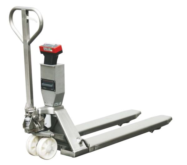 Höcker Palletmaster incl. weighing unit - 100302