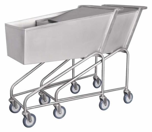 Stackable / Shopping Trolley - 100023