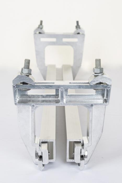 Aluminium Rail 6m - 120001