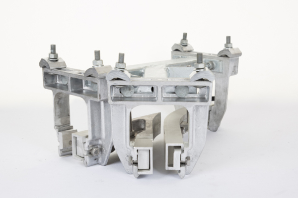 45° Switch - Left Hand - NO Diverters 120012