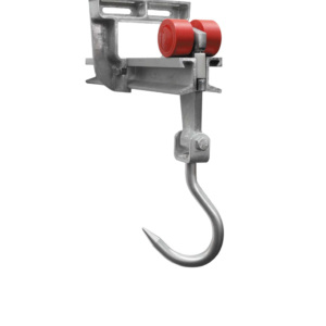 Twin Track Hook – 250kg capacity – 100365 & 100366