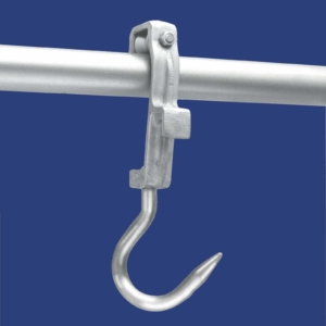 Cattle Rolling Hook with Stainless Steel hook– 1250kg Capacity – 100387 & 100388