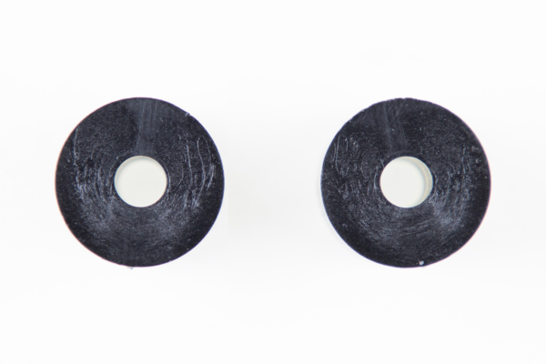 Side Rollers 22mm/black - 130007