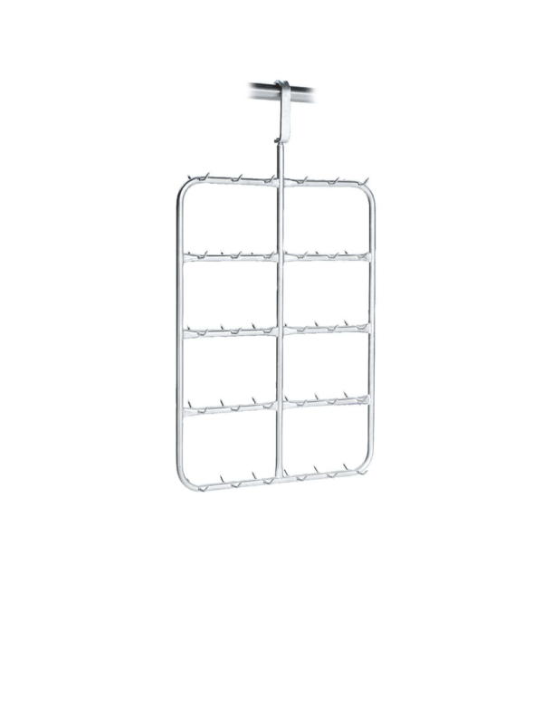 Transport Hanger for meat/liver (Round tube) – 250kg capacity – 100408