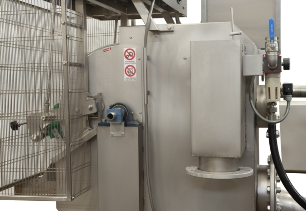 Waste Water Filtration Systems Model Type: Micaf 60