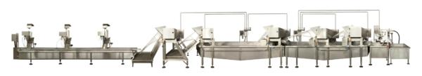 Hog Casing Equipment Standard Line: Model LSO -1500/6