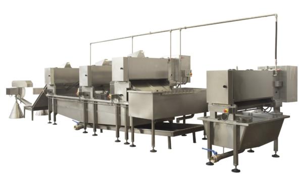 Beef Casing Equipment Standard Line: Model LB -1000/4