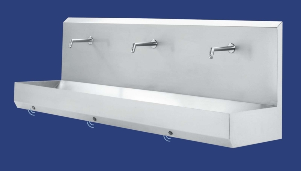Multiple Hand Basin / 4 places - 100452 - 100454