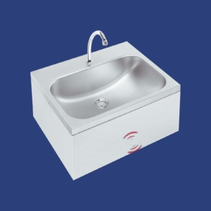 Hand Wash Basin with Standard Fittings - 100500