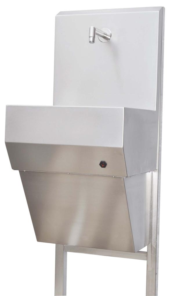 Hand Washing Basin with Splash Guard - 100508-100510