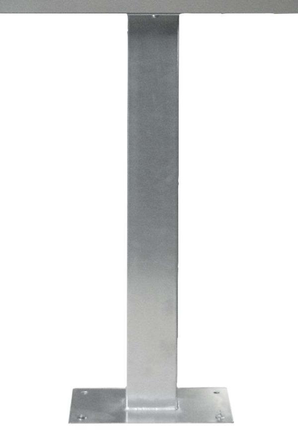 Pedestal & Rear Panels for Handwash Troughs - 100514 & 100516-100518