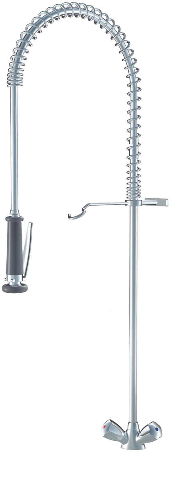 Shower heads for floor and wall mounting - 100675-100679