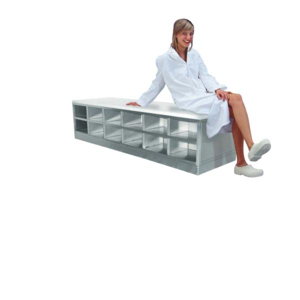 Clog bank/Shoe bench - 100714