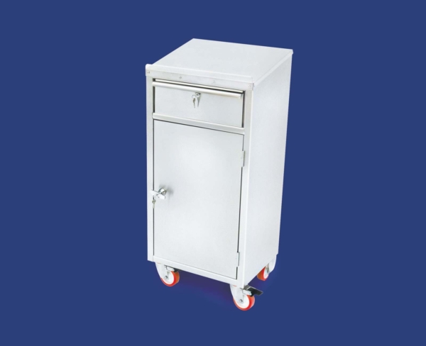 Cupboard with writing desk – 100805