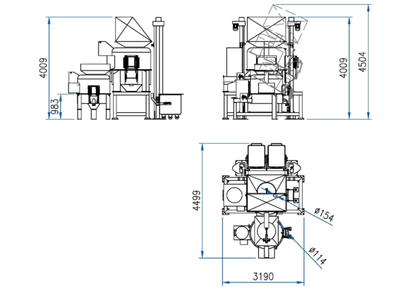Inline Automatic Model Type: P50/R25