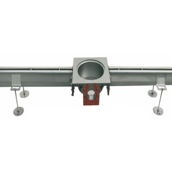 Stainless Steel Slot Channels Code: PC001