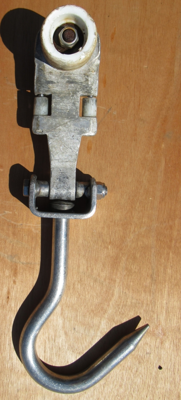 End of Line: Roller Bodies with hooks - 500006
